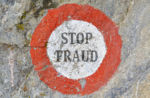 Stop Fraud sign - Brady & Associates